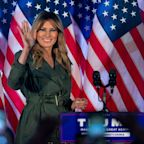 Melania Trump slashes Dems, media in speech at first solo 2020 rally in Pennsylvania