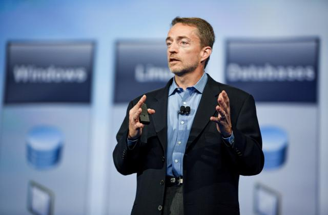 Intel CEO Bob Swan steps down after just two years on the job