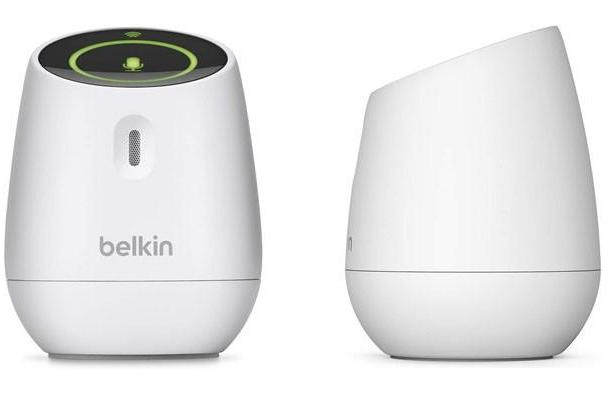 Belkin WeMo Baby monitor lets you listen to Junior via an internet connection and an iOS device