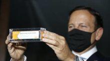 Doria chama Bolsonaro de 'negacionista' e diz que SP poderá vacinar pessoas de outros estados