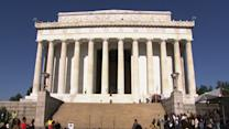 Raw: Voices Heard at the Lincoln Memorial