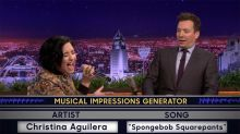 Demi Lovato's Christina Aguilera Impression Is Absolutely Unbelievable