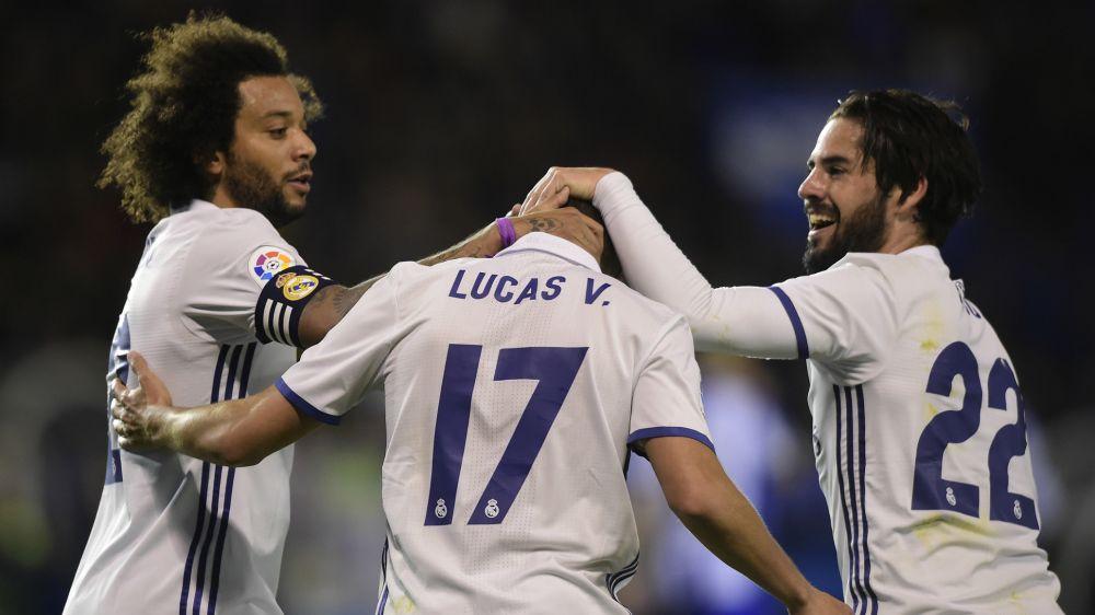 """Isco: """"El Real Madrid tiene 23 jugadores titulares"""""""