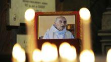 Assassinat du père Hamel en 2016: le parquet demande les assises pour 4 personnes