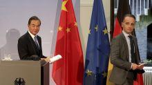 Maas fordert schnelle Wahlen in Hongkong