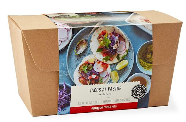Amazon's Meal Kits are already available for some customers