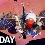 NASA's InSight lander uses a selfie to prove it's on Mars | Engadget Today
