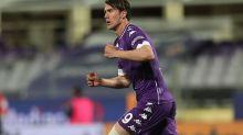 Vlahovic nella storia della Fiorentina: numeri da Milan, solo Haaland segna di più