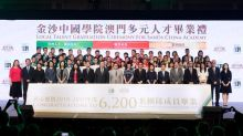 Sands China Highlights Local Talent Development Success at Graduation Ceremony