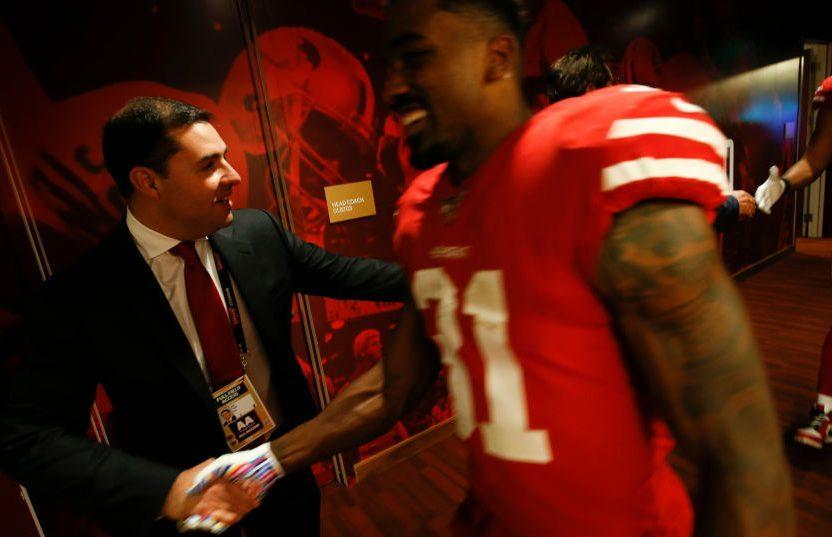 Jed York hopes 49ers are in position to visit White House