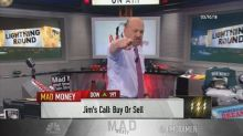 Cramer's lightning round: Unfortunately, now is the time ...
