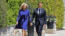 """La piscine des Macron à Brégançon fait grincer l'opposition : """"Sa piscine sera hors-sol comme sa politique"""""""