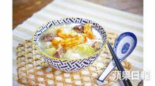 【禦寒食品】尹師傅教用臘鴨紹菜煮鹹湯丸 清補不燥熱吃完暖笠笠
