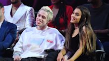 Pete Davidson talks Ariana Grande and avoiding the internet: 'When enough people call you ugly, it definitely gets to you'
