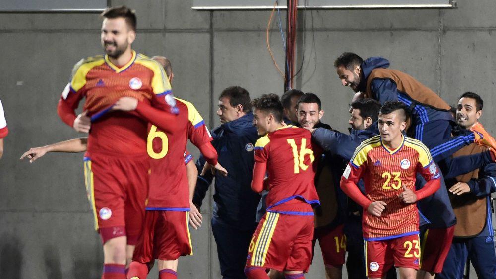 Andorra consigue puntuar 12 años después