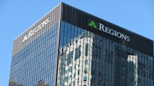 Regions Financial Corp. posts $374M profit for Q2