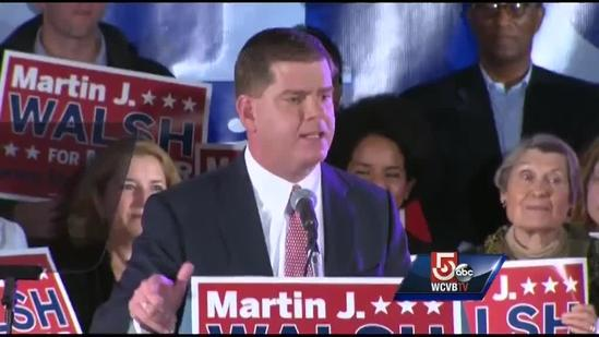 Marty Walsh wins spot in mayoral general election