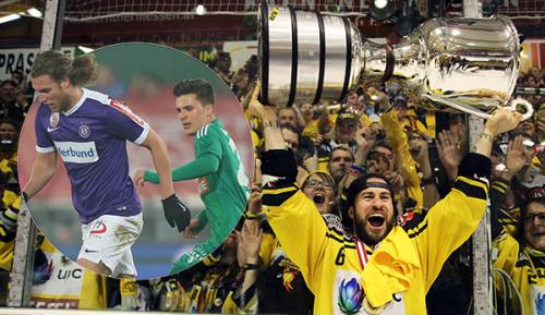 EBEL: Rafael Rotter mit Seitenhieb auf österreichischen Fußball