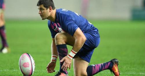 Rugby - CE - SF - Coupe d'Europe : Morne Steyn à l'ouverture du Stade Français pour le barrage