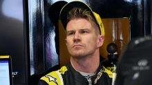 Hulkenberg feels no control of F1 future