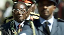 A look back at Zimbabwe's President Robert Mugabe: 37 years in power