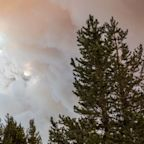 Raging Wildfire Cuts Off Major Route Into Yosemite National Park