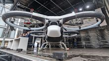 Paris may offer flying taxis to 2024 Olympics guests
