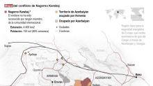 Nagorno Karabaj, un nuevo pulso entre Putin y Erdogan