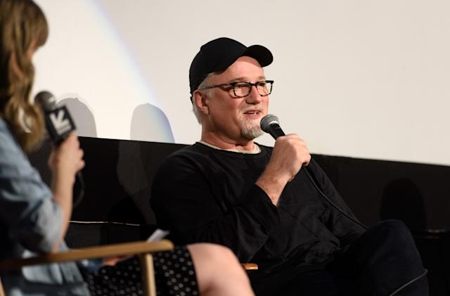 David Fincher signs a four-year exclusivity deal with Netflix