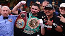 Ramirez eyes Taylor after defending WBC and WBO titles against Postol