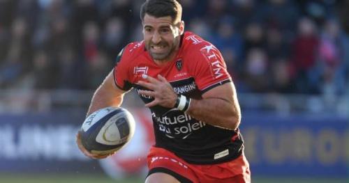Rugby - Top 14 - RCT - Top 14 (Toulon) : Sébastien Tillous-Borde à la mêlée pour recevoir Toulouse