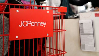 JCPenney cuts outlook, shares dives