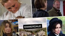 Next week on Emmerdale: Faith's comeback revealed, kidnap horror for the Kings and Tracy gives birth (spoilers)