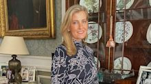 Sophie, Countess of Wessex Shares Peek Inside Home — Including a Never-Before-Seen Royal Wedding Photo!