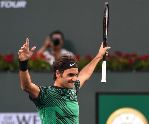Federer surclasse Nadal, Thiem sort Monfils