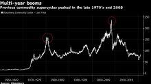 JPMorgan Says Commodities May Have Just Begun a New Supercycle
