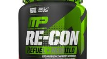 MusclePharm Reformulates and Relaunches Widely Popular Re-Con Post-Workout Recovery Product