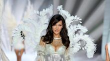 Bella Hadid says she 'never felt powerful' modeling lingerie for Victoria's Secret