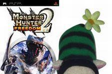 Pre-order Monster Hunter Freedom 2 and get a plush