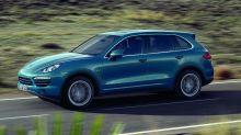 Some Porsche, Mercedes diesels banned in Switzerland