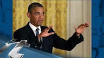 WASHINGTON Breaking News: Obama Says Narrowed Fed Choices, to Announce in Months