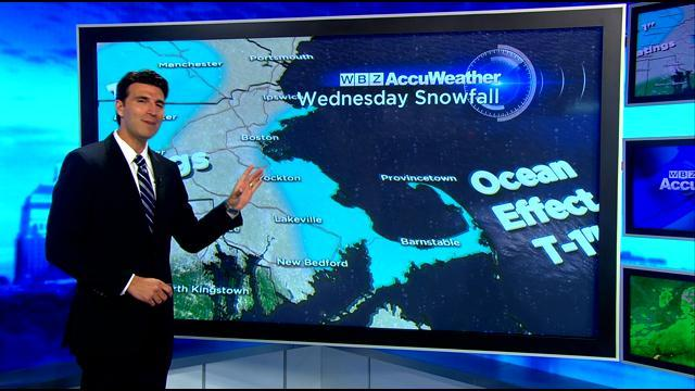WBZ AccuWeather Afternoon Forecast For March 4