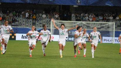 Foot - Coupe (F) - Coupe de France féminine : Lyon s'impose aux tirs au but contre le PSG