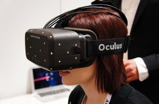 Oculus Rift's latest prototype features positional tracking, an OLED screen and kills motion blur (hands-on)