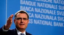 Swiss National Bank's Jordan sees no limits to forex intervention