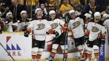 Ducks confident in playing 'simple road game' to end Predators' streak