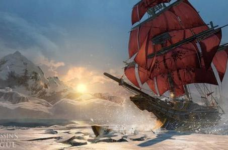 Assassin's Creed Rogue sets sail on PC in 2015