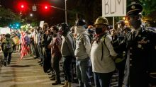 Detained Portland protesters have to promise to stop going to rallies if they want to get out of jail, reports say