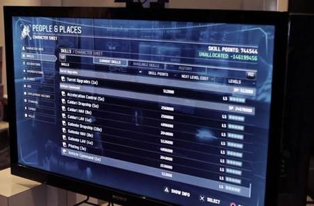 CCP shows off seven years of DUST 514 skill training