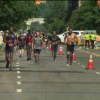 Potential Heat Wave Has NYC Mayor Urging Organizers to  Postpone Triathlon